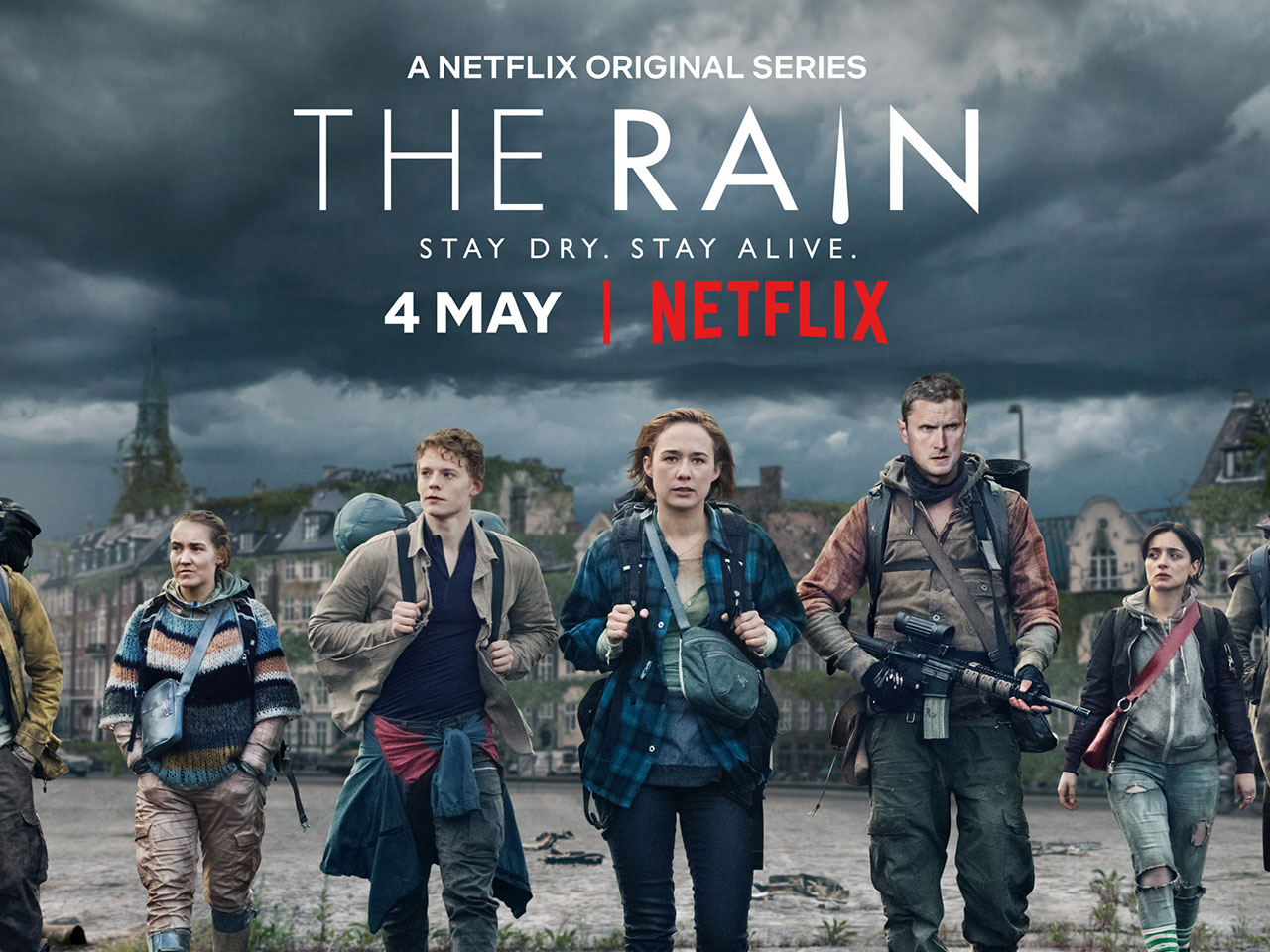 The Rain Serie