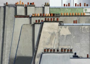 Michael-Wolf_Life-in-the-cities_Paris-rooftop-Paris-2014-590x421