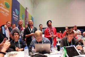 Eurovision sala stampa 2