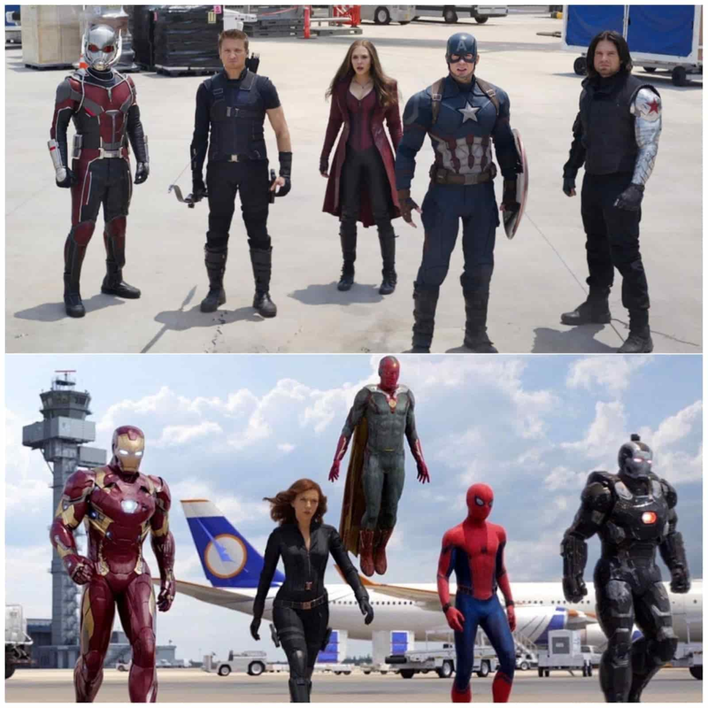 Avengers: Civil War