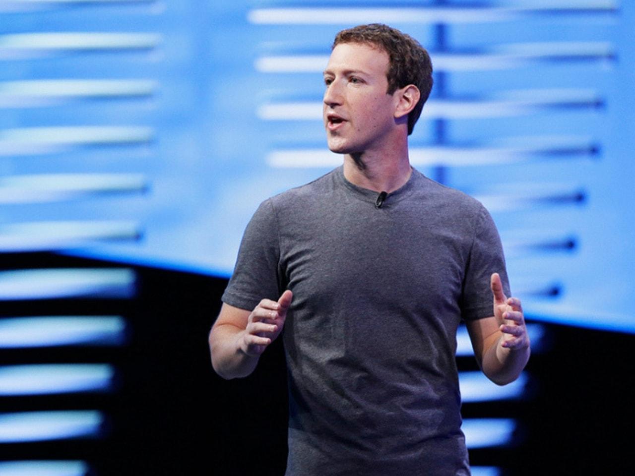 Zuckerberg F8