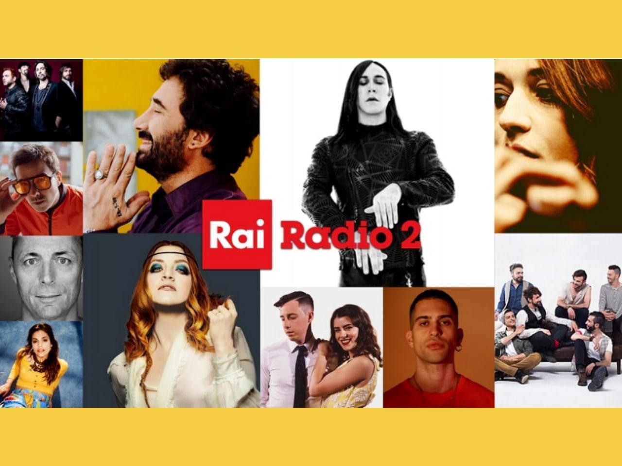 Rai Radio2 Summer Live