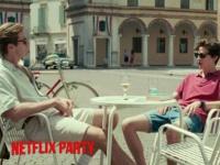 Netflix Party Chiamami col tuo nome