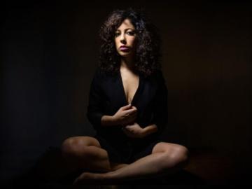 Simona Severini, foto di Chiara Mirelli