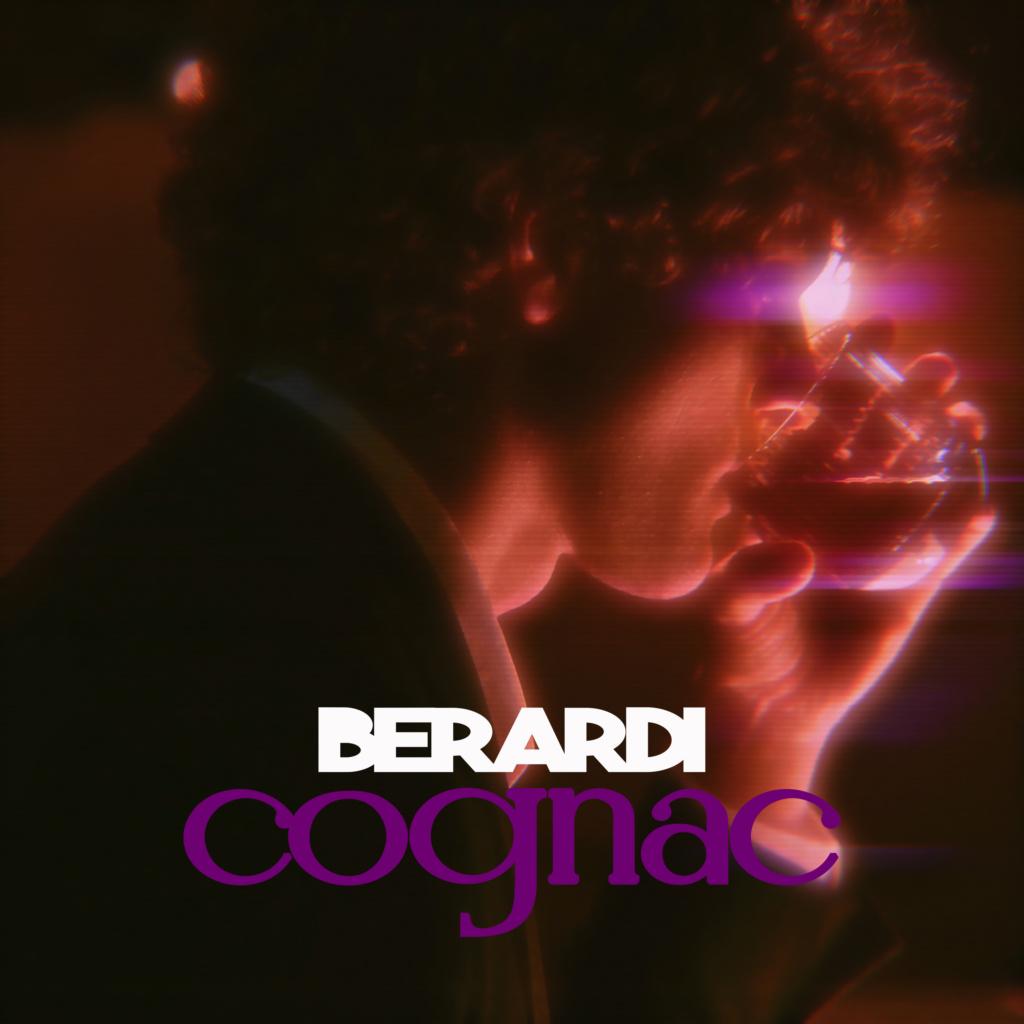 La copertina del singolo Cognac.